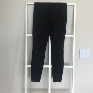 Old Navy Pants - Old navy faux leather legging size small